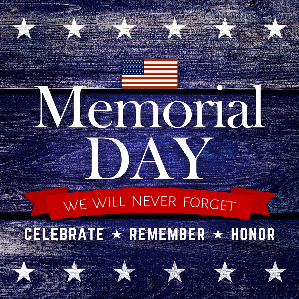 Memorial Day Parade Downtown Today 10:30   WDKX