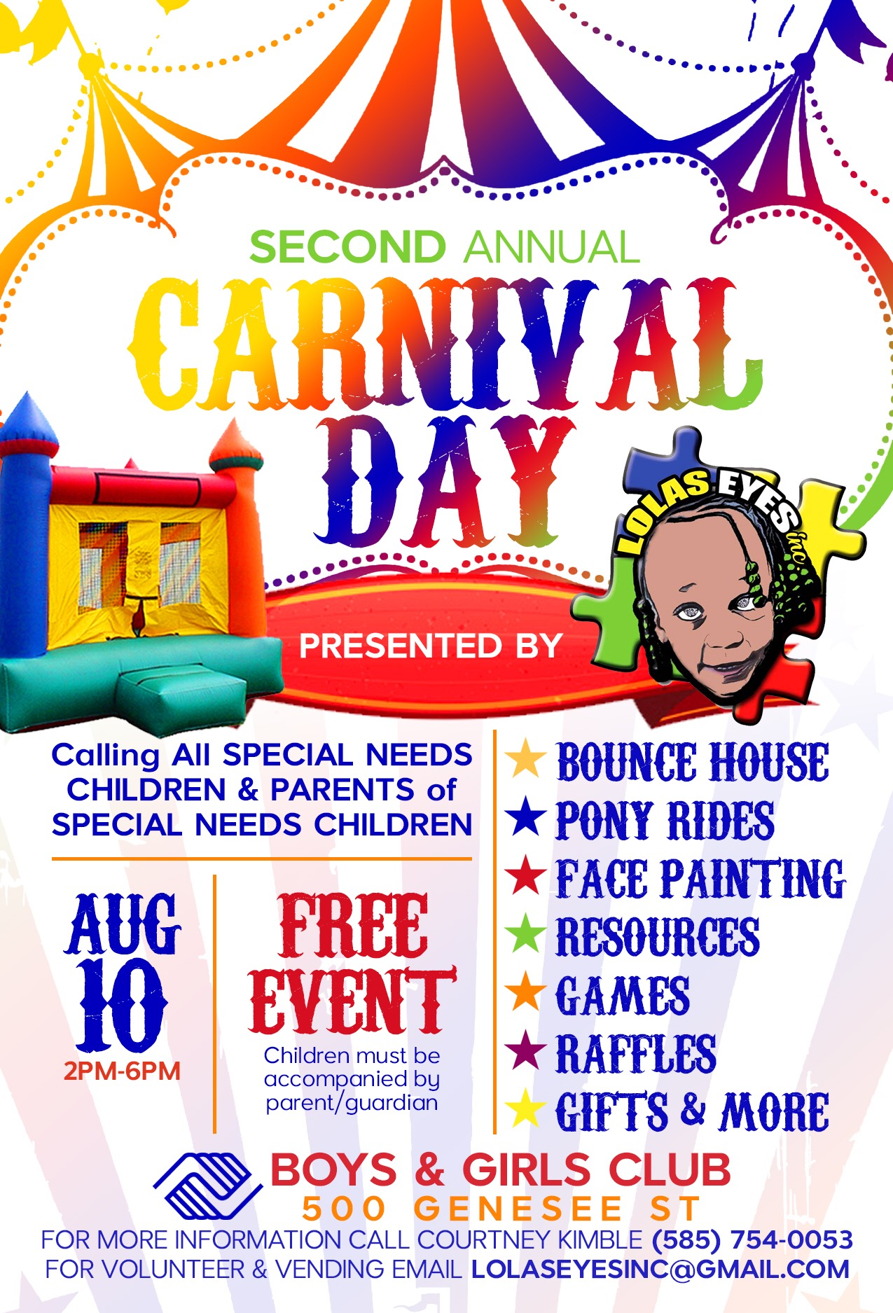 As More Parents Of Special Needs >> Free Fun Event For Children With Special Needs And Parents Wdkx